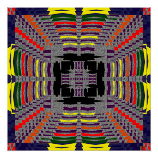 "Arte de MKatzB de la serie de un ""cierto color"". Perfect Poster"