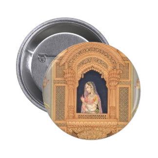 Arte de Mughal Pin