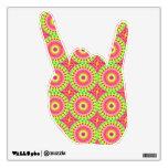 Arte de neón del Hippie del fractal