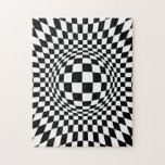 Arte de Op. Sys. blanco y negro Puzzles Con Fotos