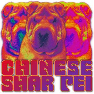Arte de Op. Sys. - chino Shar Pei Escultura Fotográfica
