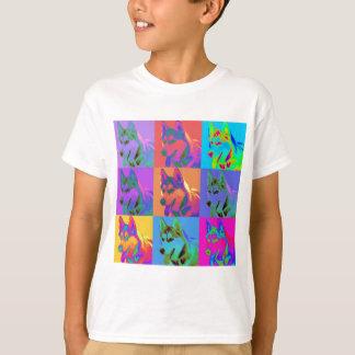Arte de Op. Sys. - husky siberiano Camisas