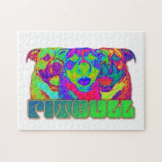 Arte de Op. Sys. Pitbull Puzzles Con Fotos