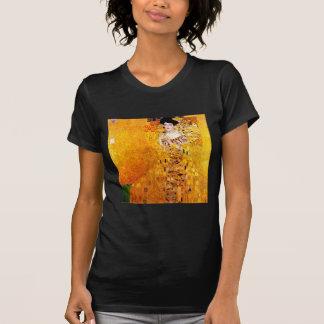 Arte de oro Nouveau de Gustavo Klimt Adela Bloch-B Camisetas