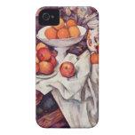Arte de Paul Cezanne iPhone 4 Coberturas