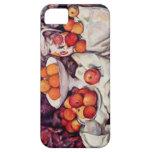 Arte de Paul Cezanne iPhone 5 Case-Mate Funda