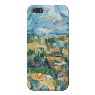 Arte de Paul Cezanne iPhone 5 Fundas