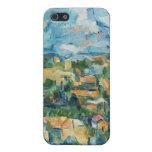 Arte de Paul Cezanne iPhone 5 Protector