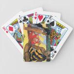 arte de Paul Gauguin Baraja Cartas De Poker