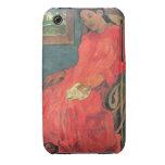 arte de Paul Gauguin Case-Mate iPhone 3 Cárcasas