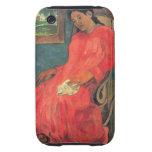 arte de Paul Gauguin iPhone 3 Tough Protectores