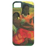 arte de Paul Gauguin iPhone 5 Case-Mate Cárcasa