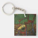 arte de Paul Gauguin Llaveros