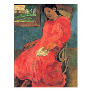 arte de Paul Gauguin Postales