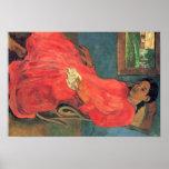 arte de Paul Gauguin Poster
