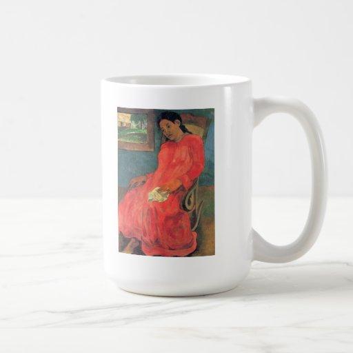 arte de Paul Gauguin Taza De Café