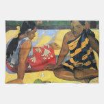 arte de Paul Gauguin Toallas