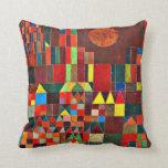 Arte de Paul Klee: Castillo y Sun Cojin