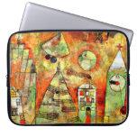 Arte de Paul Klee: Hora profética, pintura famosa