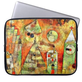 Arte de Paul Klee: Hora profética, pintura famosa  Manga Computadora