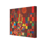 Arte de Paul Klee Impresiones En Lienzo Estiradas