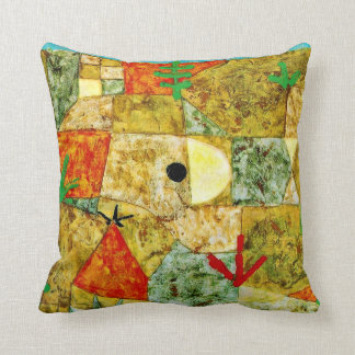 Arte de Paul Klee: Jardines meridionales Almohada