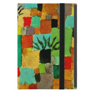 Arte de Paul Klee - jardines (tunecinos) meridiona iPad Mini Carcasas