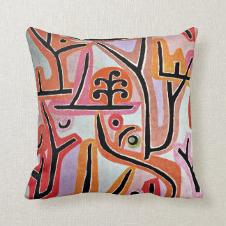 Arte de Paul Klee - parque Bei Lu Cojines