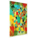 Arte de Paul Klee: Túnez meridional Impresión En Lienzo Estirada