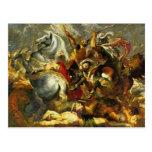 Arte de Peter Paul Rubens Postal