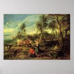 Arte de Peter Paul Rubens Posters