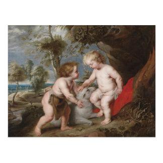 Arte de Peter Paul Rubens Postales