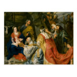 Arte de Peter Paul Rubens Tarjetas Postales