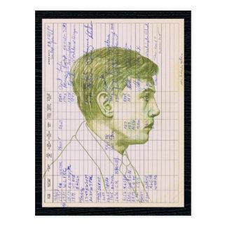 Arte de radio del expediente del equipo de postales