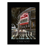 Arte de Randsom de la postal de Chicago