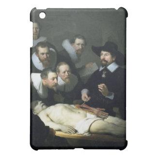 Arte de Rembrandt que pinta la lección de la anato