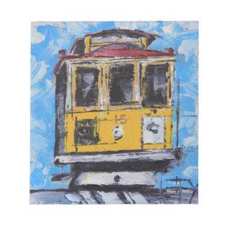 Arte de San Francisco, pintura del teleférico, Blocs