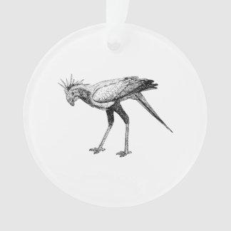 Arte de secretaria pájaro