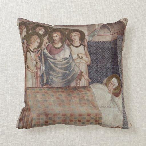 Arte de Simone Martini Cojines