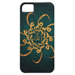 Arte de Sufi - Hu iPhone 5 Case-Mate Coberturas