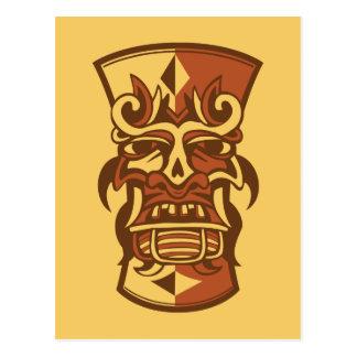 Arte de Tiki Postales