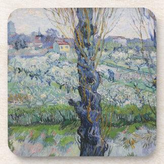 Arte de Van Gogh Posavasos De Bebidas