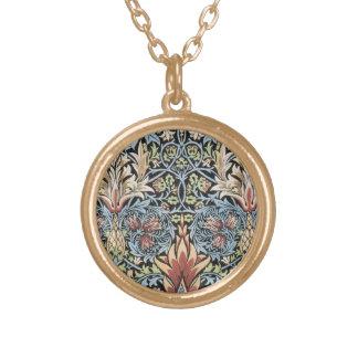 Arte de William Morris Collar Dorado