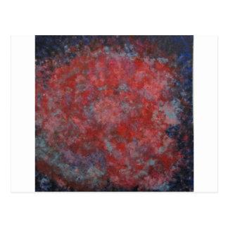 Arte decorativo de Anca Sofía: Nebulosa Postal