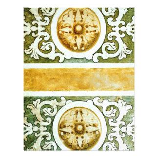 """Arte decorativo folleto 8.5"""" x 11"""""""