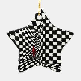 Arte del ajedrez ornamentos de reyes magos