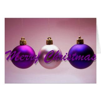 Arte del alcohol del navidad de las bolas de Navid Felicitacion