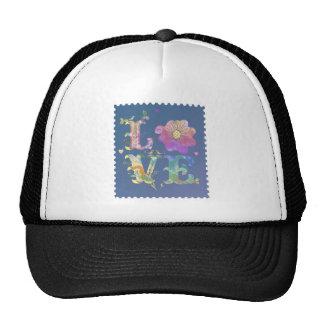 Arte del amor gorra