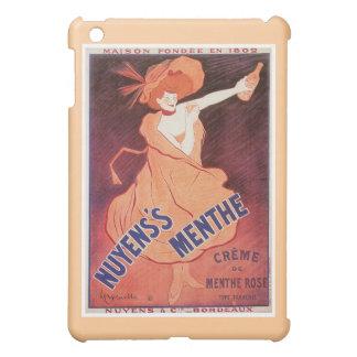 Arte del anuncio de la bebida del vino del vintage