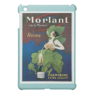 Arte del anuncio de la bebida del vintage de Morla